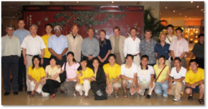Some members of FAO Global review participants
