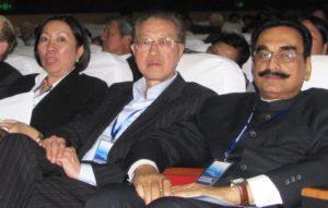 Ida, Prof.Mohan Joseph Modayil & Lee