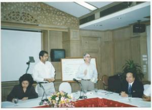 Presentations during 6AFAF