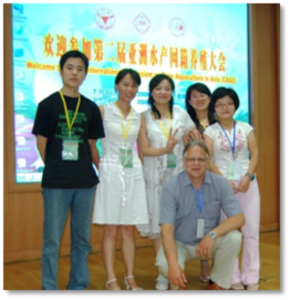 Participants from China and EU