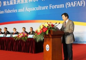 9th Asian Fisheries  Aquaculture Forum Opening Speech