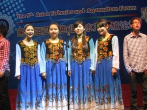 9th Asian Fisheries  Aquaculture Forum – cultural Events 1