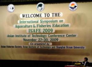 ISAFE1 – Opening Ceremony