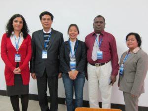 2011 FAO RFLP S&SE Asia Team @ GAF3, Shanghai