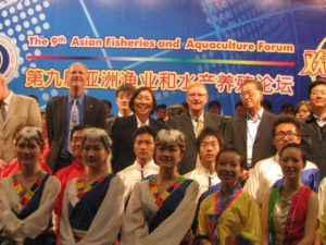9th Asian Fisheries  Aquaculture Forum