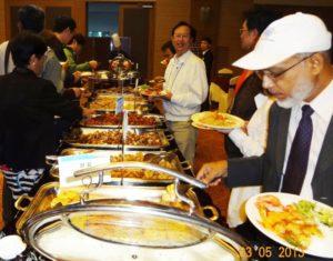 Forum dinner