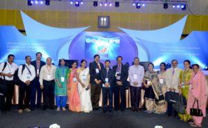 Indian delegates during 11AFAF