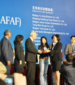 9th Asian Fisheries Forum – Volunteers in SHOW
