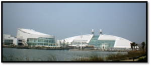 Zhejiang University Conference and Exhibition Centre – Venue for CAA2