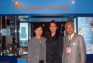 EO with PP Dr Liao & Mrs Liao