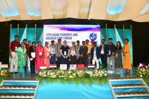 12AFAF Indian Delegates
